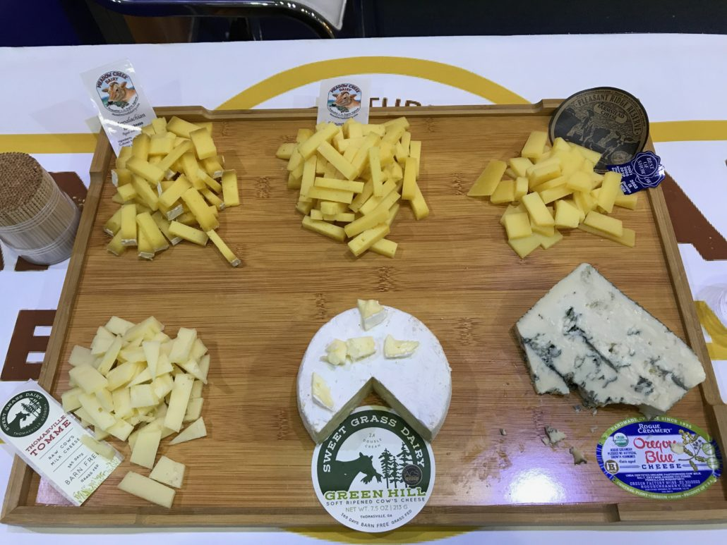 American Cheese Company – Selectors and Exporters of